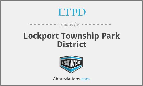 LTPD - Lockport Township Park District