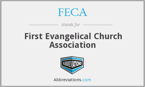 FECA - First Evangelical Church Association