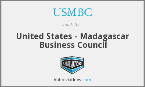 USMBC - United States - Madagascar Business Council