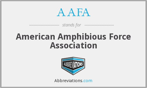 AAFA - American Amphibious Force Association