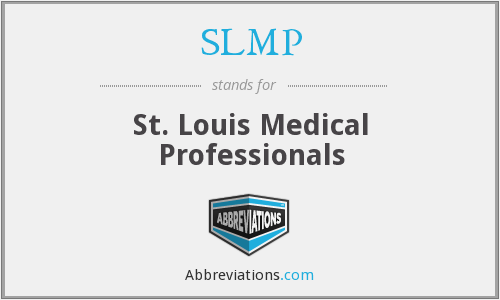 SLMP - St. Louis Medical Professionals