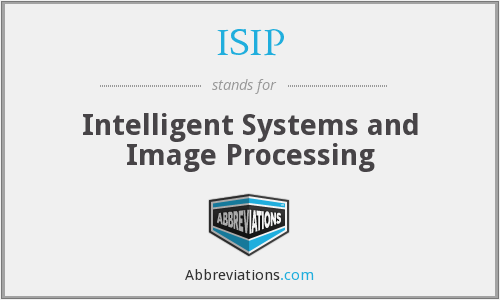 ISIP - Intelligent Systems and Image Processing