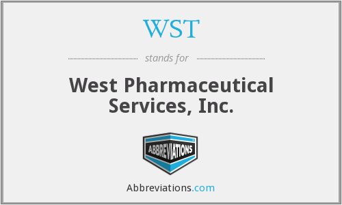 WST - West Pharmaceutical Services, Inc.