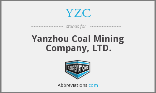YZC - Yanzhou Coal Mining Company, LTD.