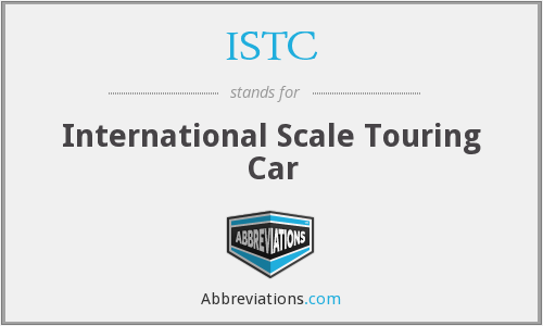 ISTC - International Scale Touring Car