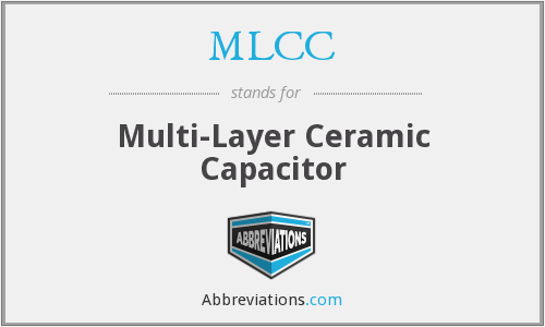 What does MLCC stand for?