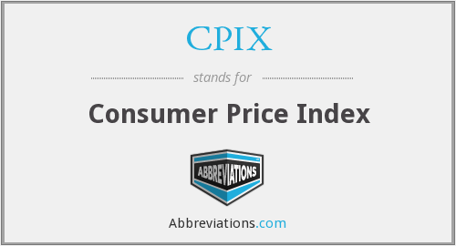 What does CPIX stand for?