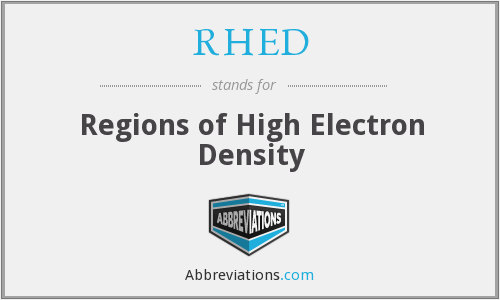 What does RHED stand for?