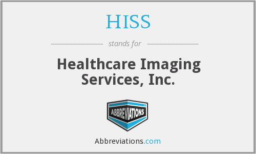 HISS - Healthcare Imaging Services, Inc.