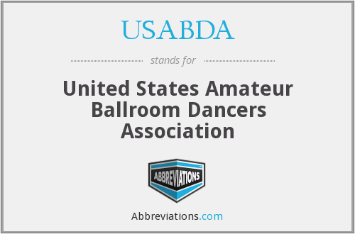 USABDA - United States Amateur Ballroom Dancers Association