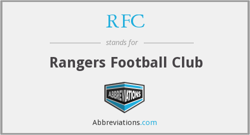 RFC - Rangers Football Club