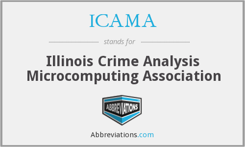 What does ICAMA stand for?
