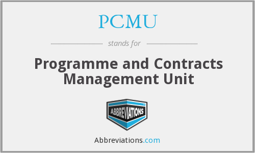 What does PCMU stand for?