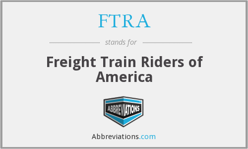 What does FTRA stand for?