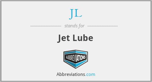 JL - Jet Lube