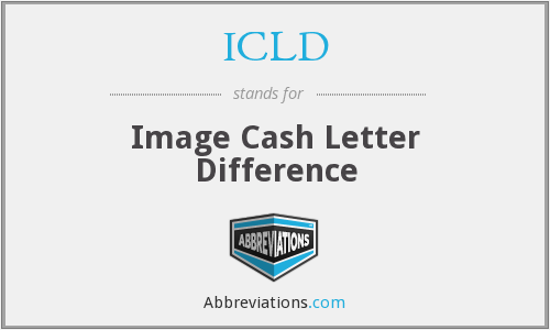 What does ICLD stand for?