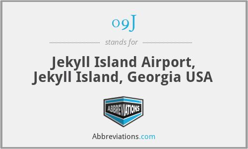 09J - Jekyll Island Airport, Jekyll Island, Georgia USA
