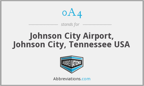 0A4 - Johnson City Airport, Johnson City, Tennessee USA