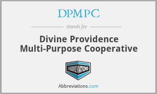 DPMPC - Divine Providence Multi-Purpose Cooperative