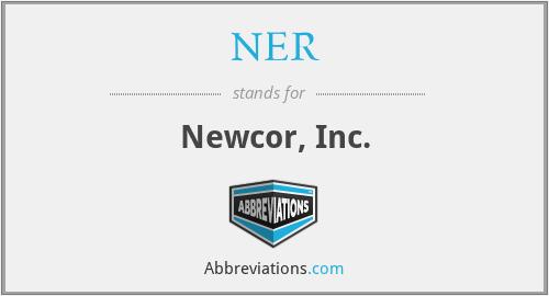 NER - Newcor, Inc.
