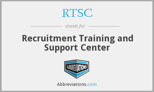 RTSC - Recruitment Training and Support Center