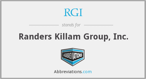 RGI - Randers Killam Group, Inc.