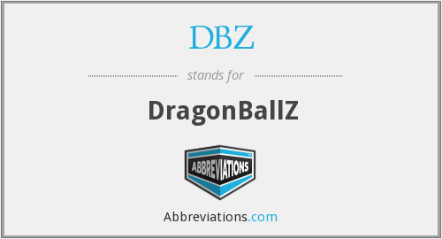 DBZ - DragonBallZ