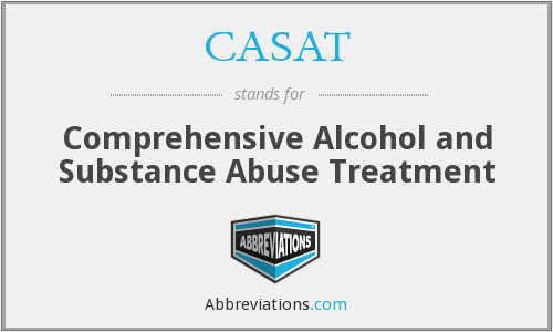 What does CASAT stand for?