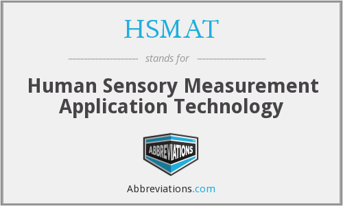 What does HSMAT stand for?