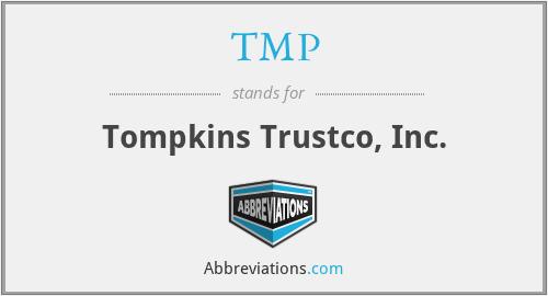 TMP - Tompkins Trustco, Inc.