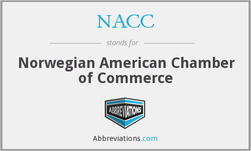NACC - Norwegian American Chamber of Commerce