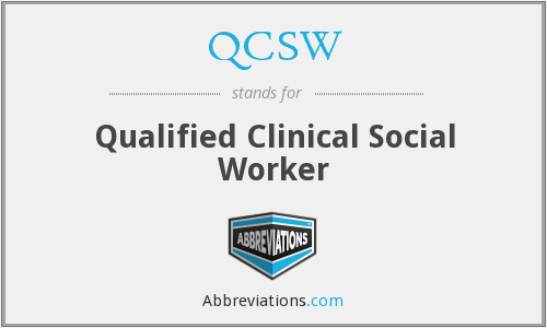 What does QCSW stand for?