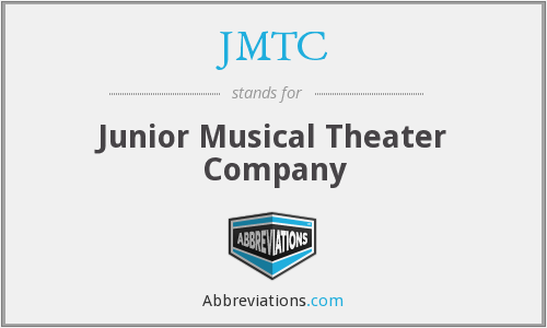 JMTC - Junior Musical Theater Company