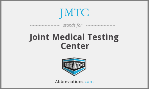 JMTC - Joint Medical Testing Center