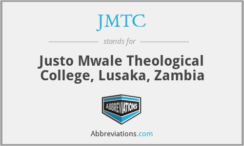 JMTC - Justo Mwale Theological College, Lusaka, Zambia