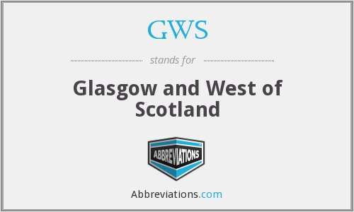 GWS - Glasgow and West of Scotland