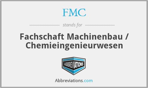 FMC - Fachschaft Machinenbau / Chemieingenieurwesen