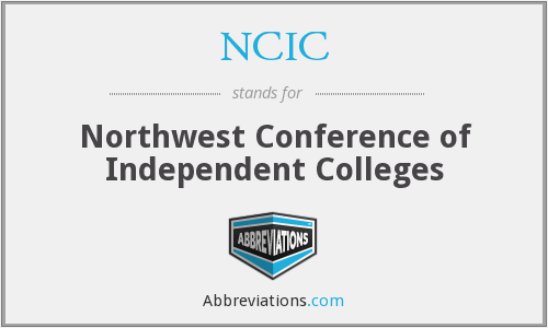 NCIC - Northwest Conference of Independent Colleges