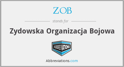 What does ZOB stand for?