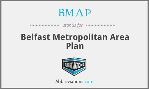 BMAP - Belfast Metropolitan Area Plan