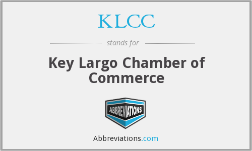 KLCC - Key Largo Chamber of Commerce