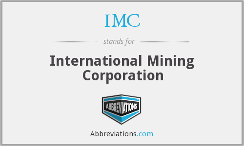 IMC - International Mining Corporation