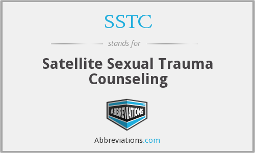 SSTC - Satellite Sexual Trauma Counseling