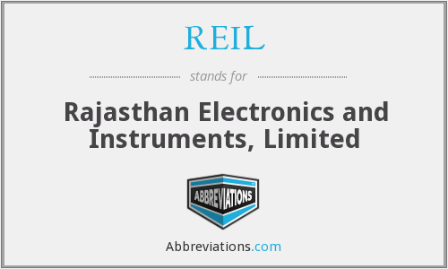 REIL - Rajasthan Electronics and Instruments, Limited