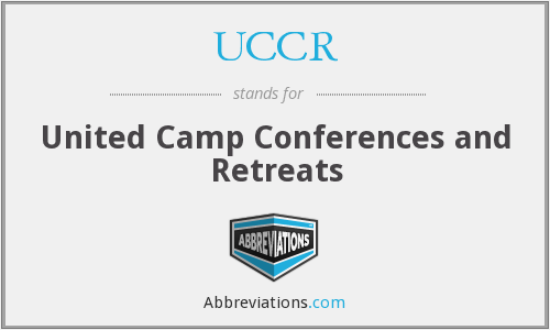 UCCR - United Camp Conferences and Retreats