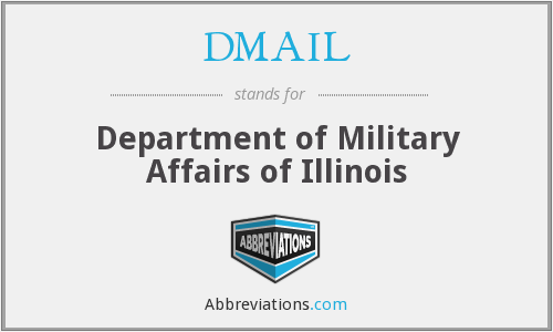 DMAIL - Department of Military Affairs of Illinois
