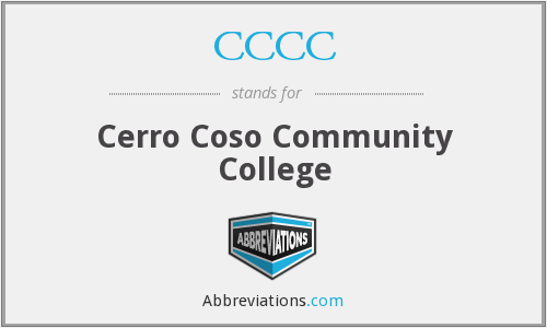 CCCC - Cerro Coso Community College