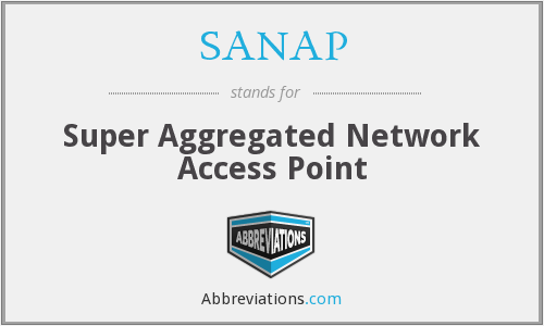 SANAP - Super Aggregated Network Access Point