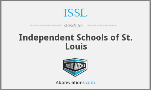 ISSL - Independent Schools of St. Louis