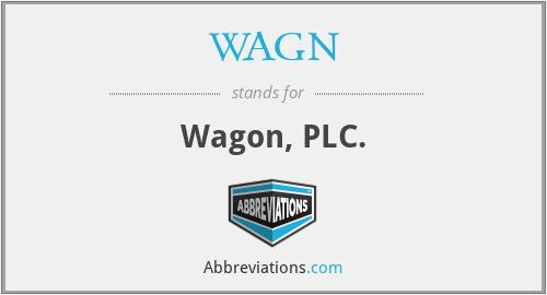 WAGN - Wagon, PLC.